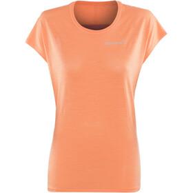 Norrøna Bitihorn Wool t-shirt Dames rood